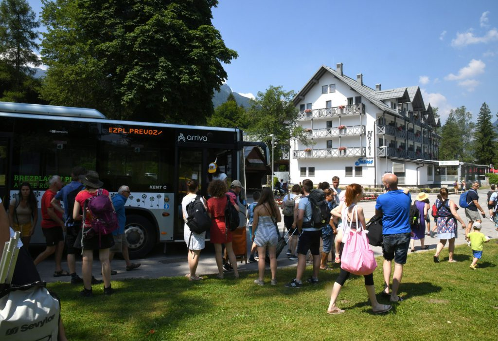 To Bohinj Night on Saturday, 10 August at 20:00 in Ribčev Laz with a free shuttle ride